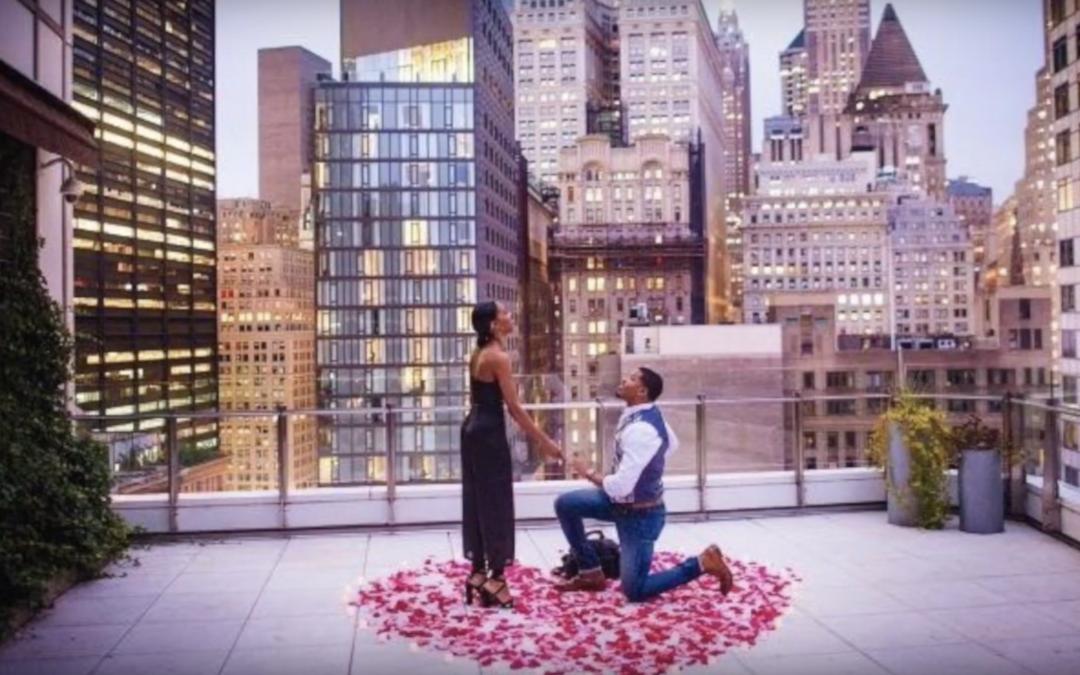 Comment faire une demande en mariage ?
