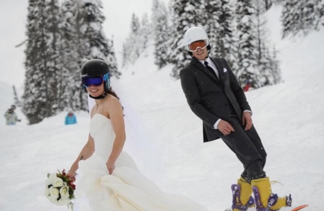 Votre mariage en hiver