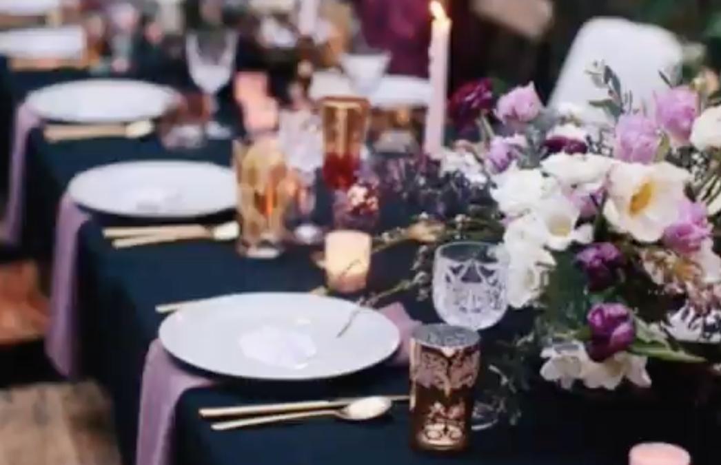 Tuto mariage : Décoration de la table