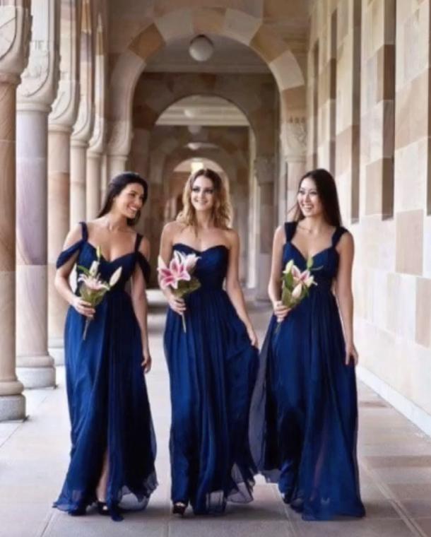 Mariage Les Tendances 2019 Des Robes De Demoiselles D Honneur Se Dire Oui