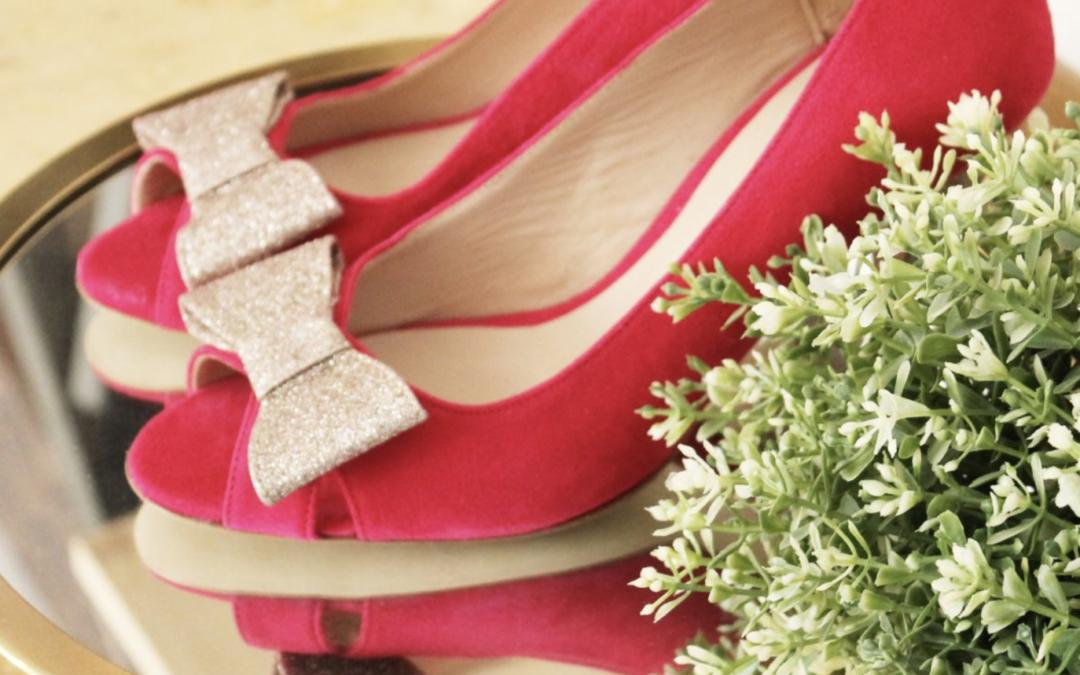 Les meilleures chaussures pour votre mariage
