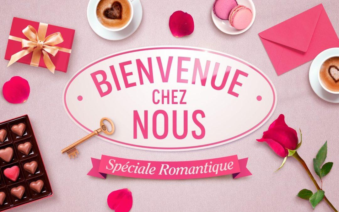Bienvenue chez nous sur TF1 – Spéciale romantique