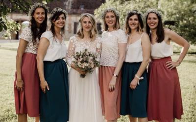 Les mariées de Prune, la collection en ligne !
