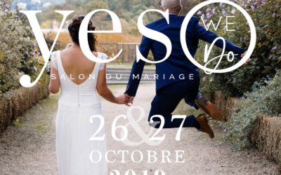 Yes we do – Salon du mariage – Ferney-Voltaire